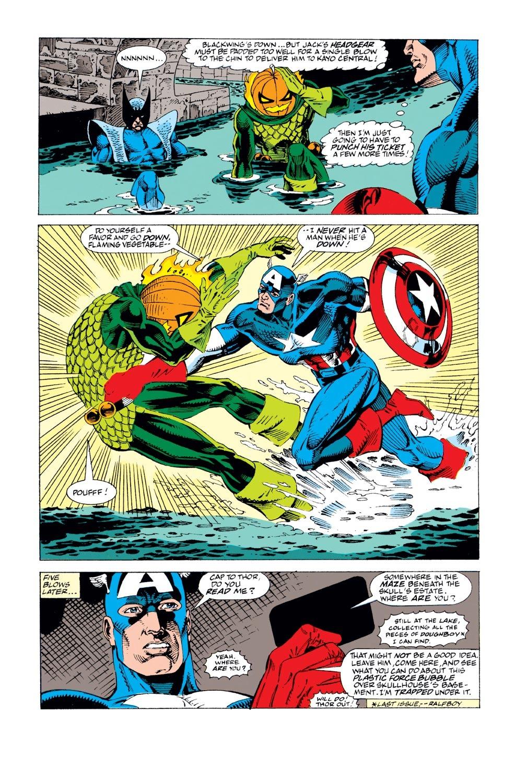 Captain America (1968) Issue #397 #330 - English 15