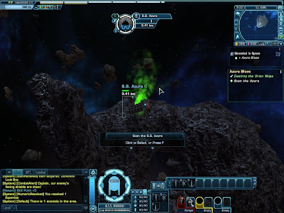 Star Trek Online - Object Interaction