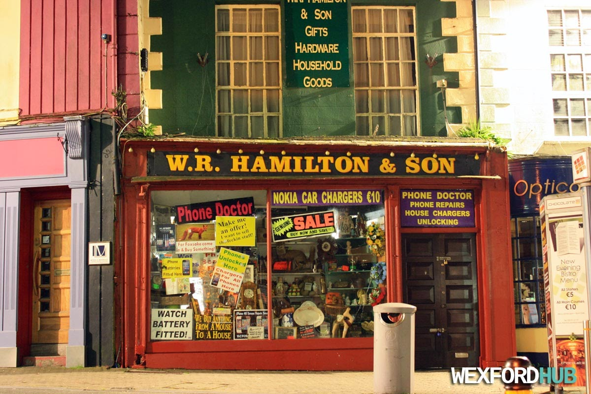 Hamilton's, Wexford