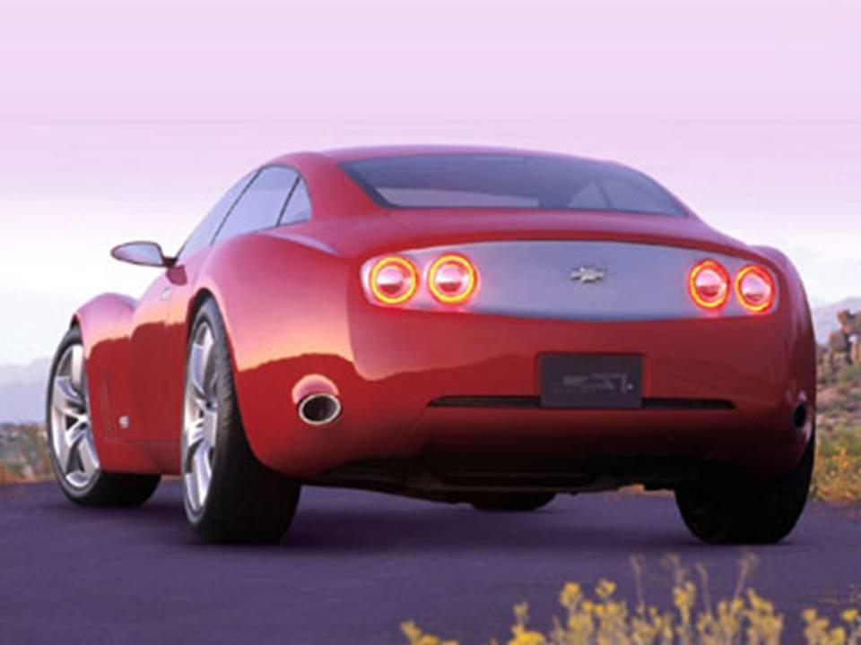 Фотогалерея Chevrolet SS Concept…