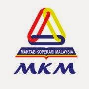 Jawatan Kerja Kosong Maktab Koperasi Malaysia (MKM) logo www.ohjob.info disember 2014