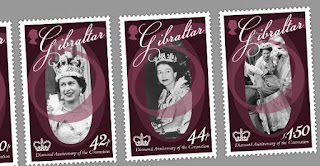 Gibraltar: Diamond Anniversary of the Coronation