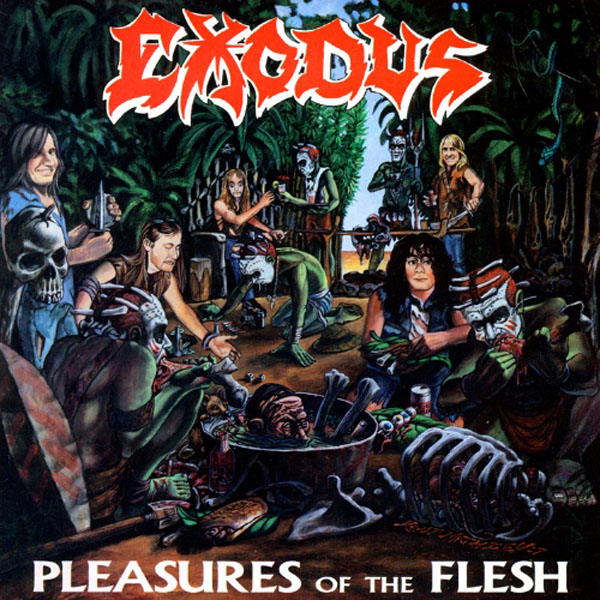 Metal For Warriors Exodus Discografia De Estudio Mega