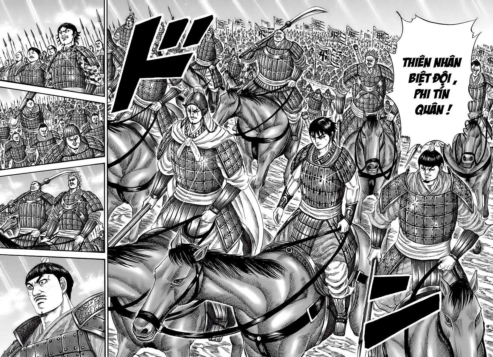 Kingdom – Vương Giả Thiên Hạ (Tổng Hợp) chap 244 page 7 - IZTruyenTranh.com