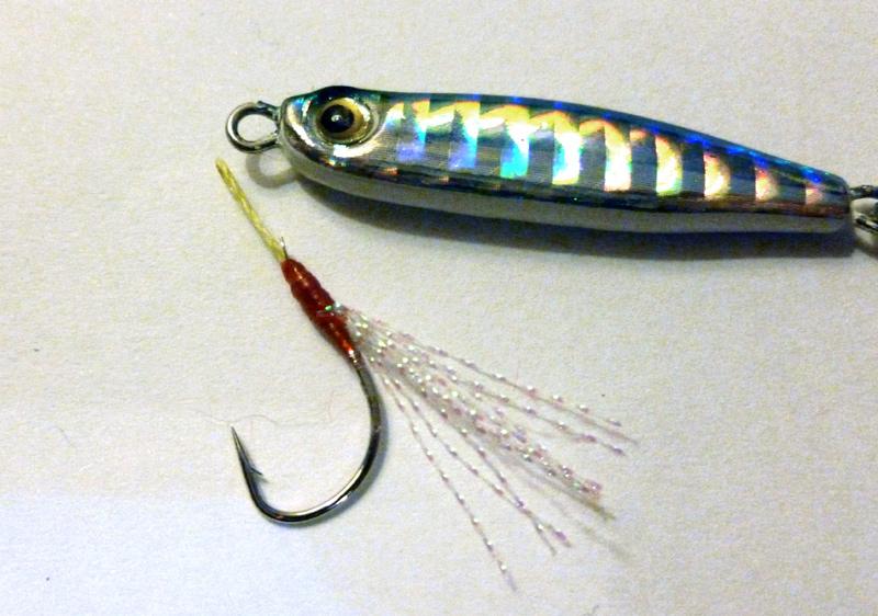 Rc fishing diy how to make ultra light assist hooks for Micro fishing hooks
