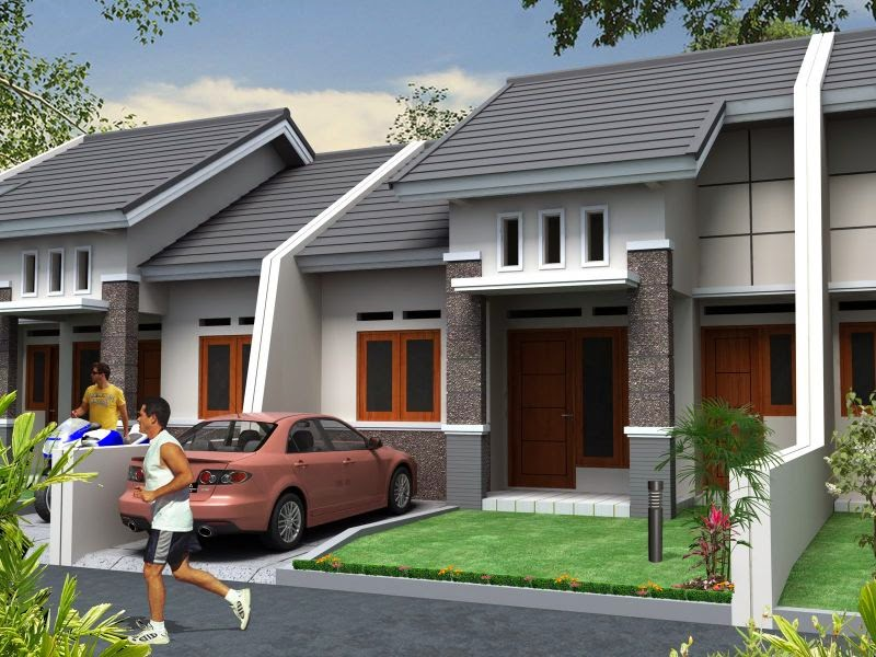 Rumah Minimalis Type 45 2