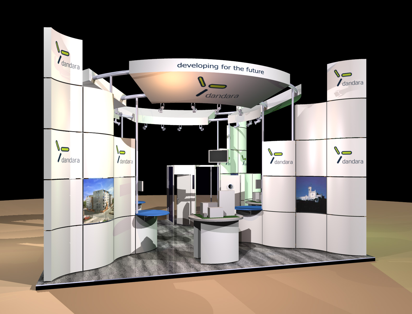 Marketing Exhibition Stand Goals : Exhibition booth design ideas environment