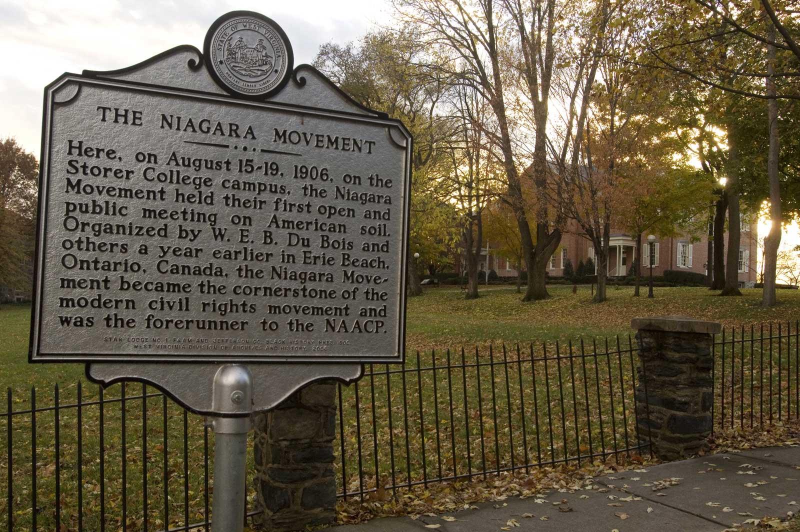 the niagara movement essay