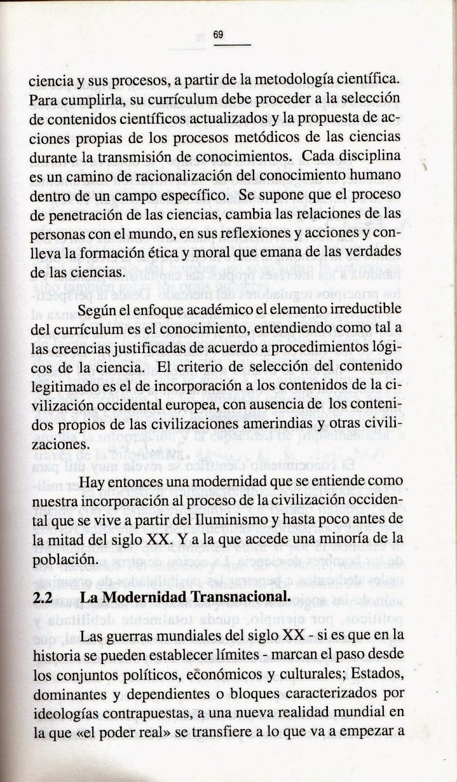 Viola Soto Guzmán: Desafíos de la educación y el currículum en el ...
