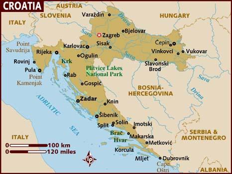Carte de Europe Ville Pays Rivières Départemen