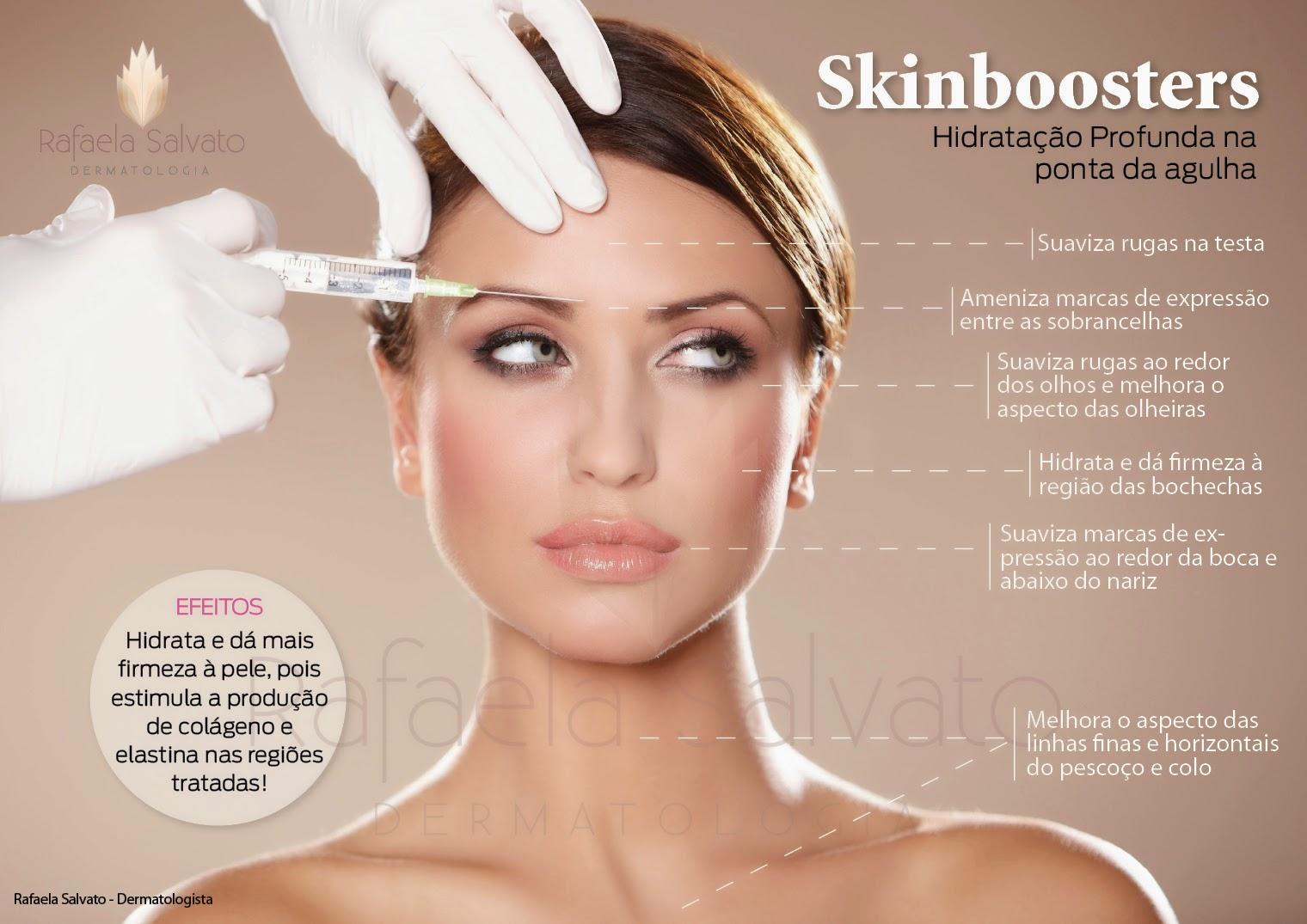 Skinbooster Dermatologia Estética Florianópolis