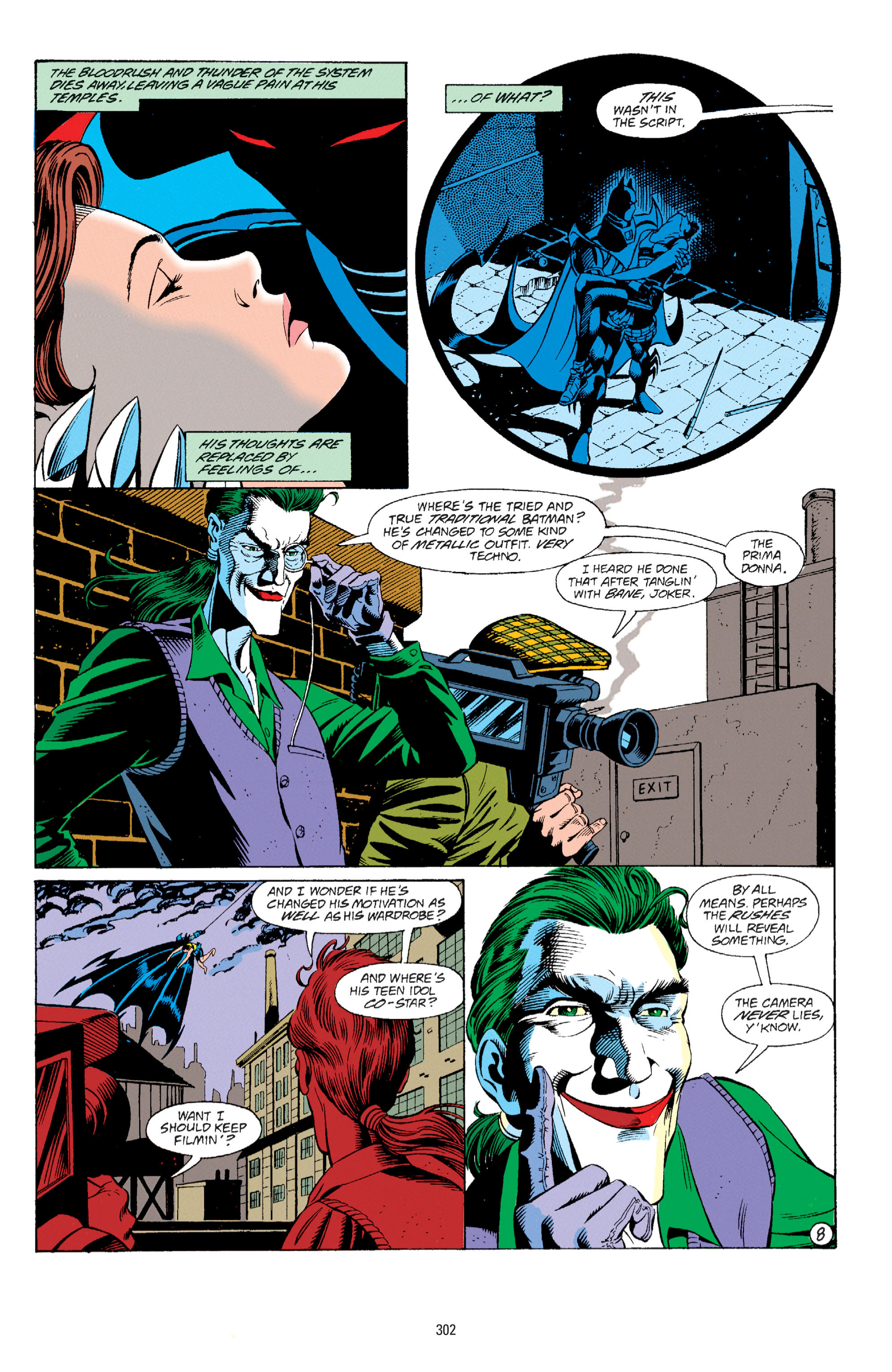 Detective Comics (1937) Issue #671 Page 9