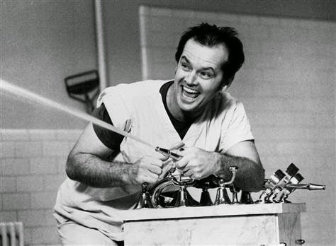 an analysis of a protagonist in one flew over the cuckoos nest by ken kessey Analysis of the narrative in one flew over the cuckoo's nest where evidence   critics that mcmurphy is the protagonist, as bromden has the role of being first.