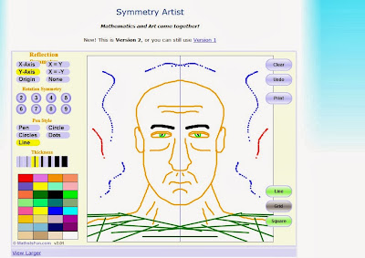 Symetry Online Painter