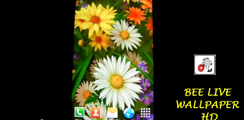 Bee Live Wallpaper HD v1.0 APK