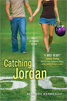 Book cover of Catching Jordan by Miranda Kennealy