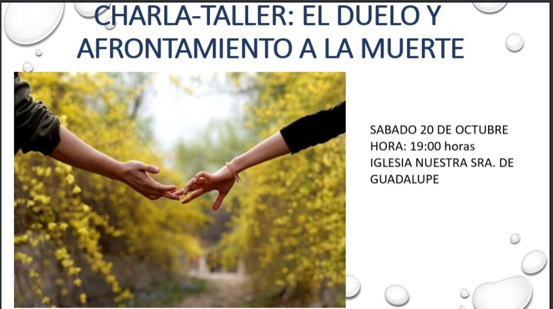 Charla - Taller