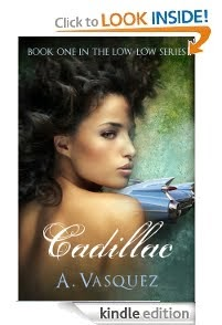 Cadillac by A. Vasquez