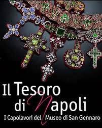 LE MOSTRE: IL TESORO DI NAPOLI – I CAPOLAVORI DEL MUSEO DI SAN GENNARO