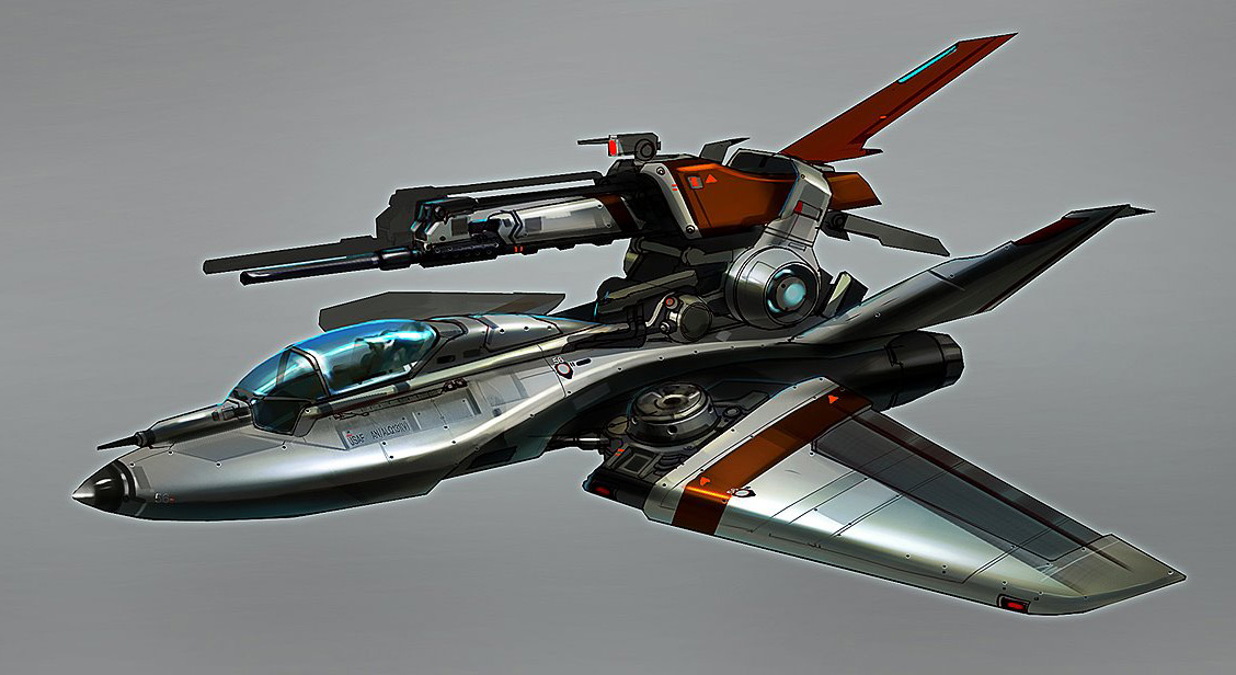 military sci fi spacecraft - photo #37