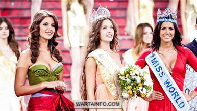 Kontestan Miss World 2013 Paling mempesona - wartainfo.com