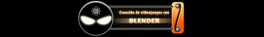 Videojuegos con Blender