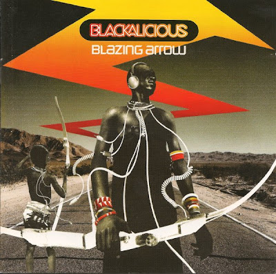 Blackalicious – Blazing Arrow (CD) (2002) (FLAC + 320 kbps)
