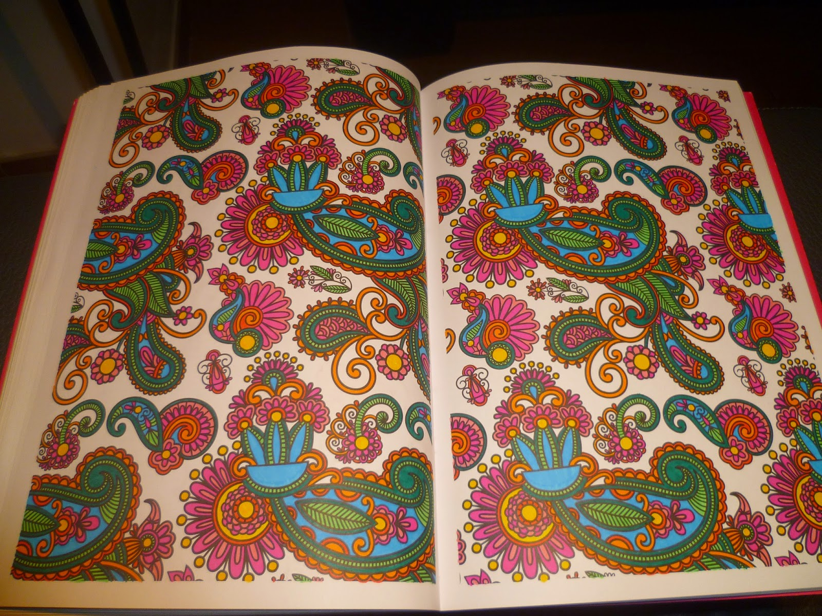 coloriage anti stress exemple