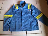 baju Fire Retardant cotton 100%