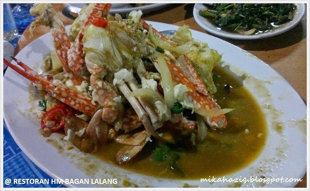 makan best dekat golden palms resort