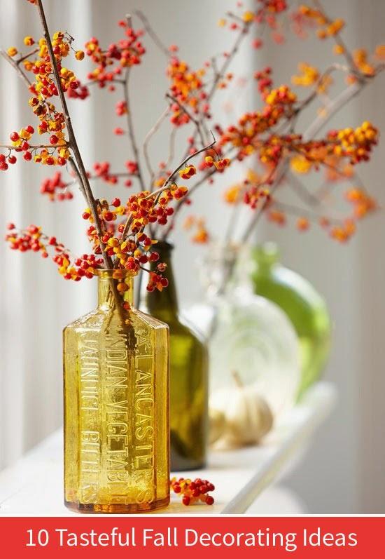 Design fixation 10 elegant fall decorating ideas - Elegant fall decorating ideas ...