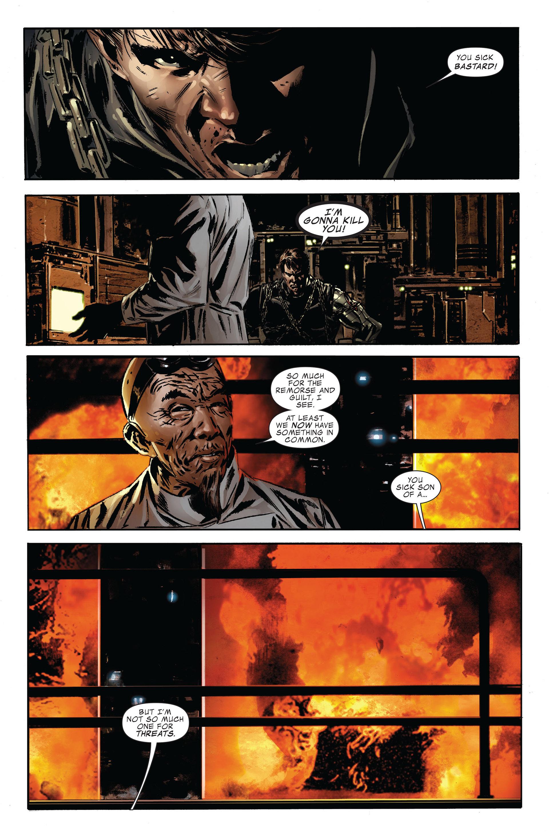 Captain America (2005) Issue #47 #47 - English 22