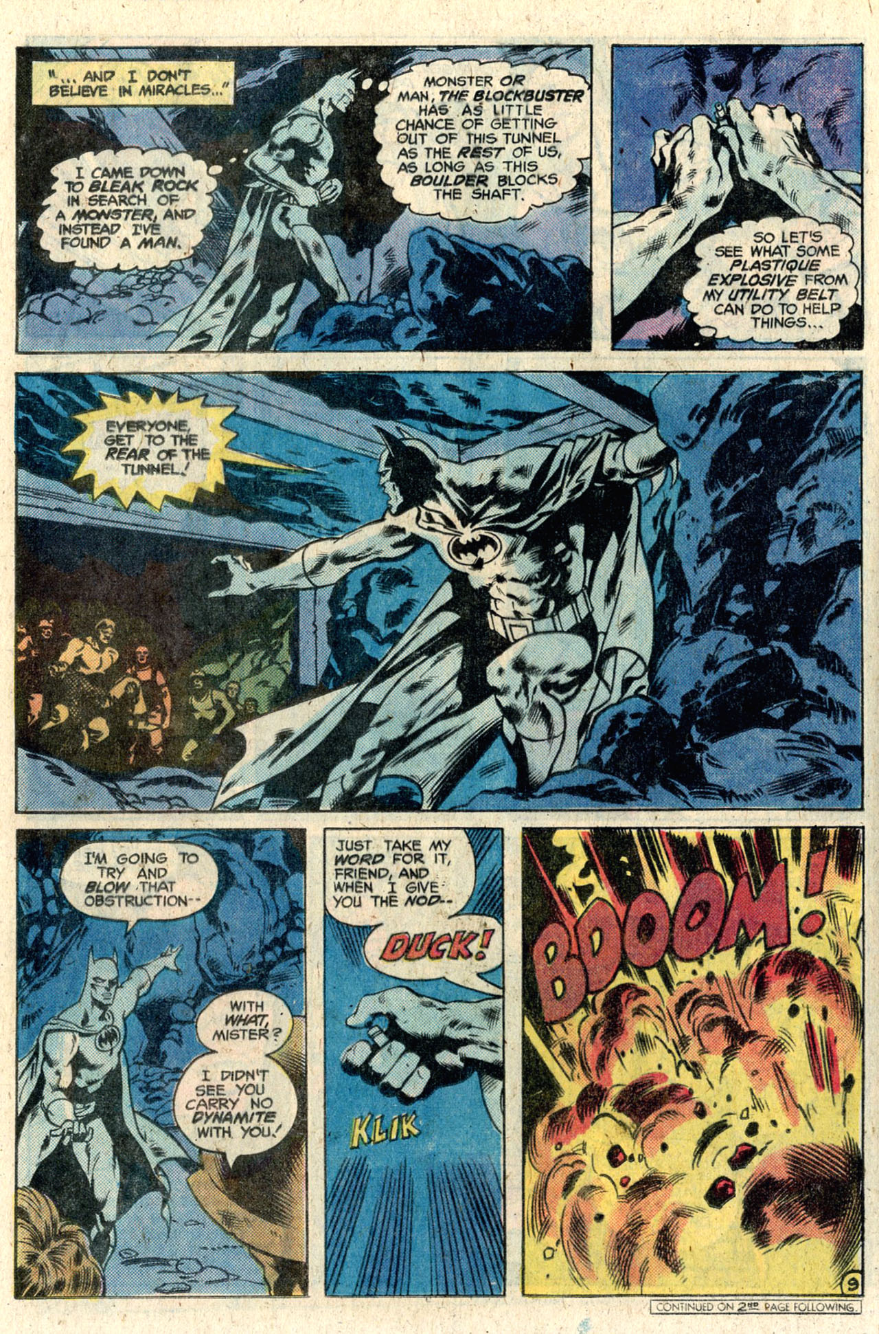 Detective Comics (1937) Issue #499 Page 12