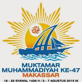 Logo Resmi Muktamar47 Muhammadiyah
