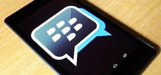 symbol symbol pesan blackberry