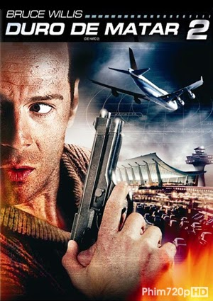 Die Hard 2 1990 poster