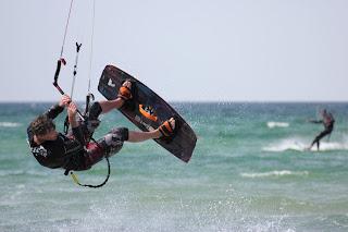 Kite surfing Skanör