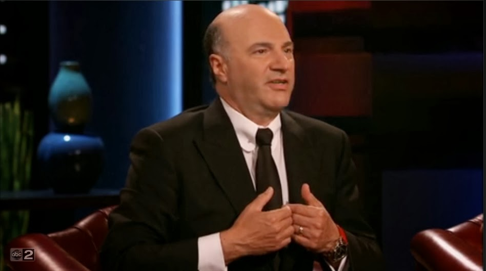 kevin o'leary scratch out a living