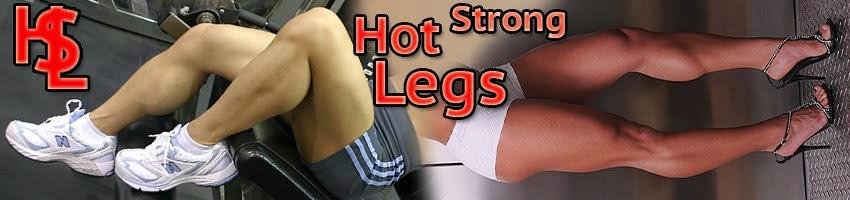 Hot Strong Legs