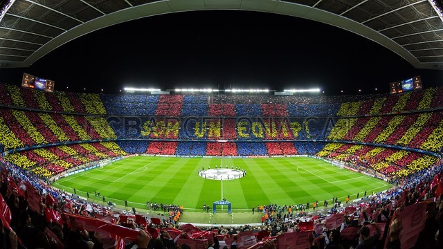 Wallpaper Camp nou Barcelona