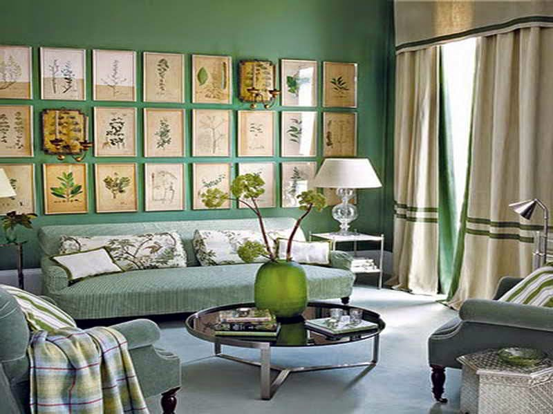 Mint Green Room Ideas