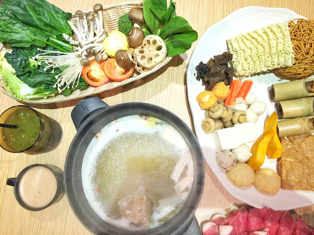 Momiji Shabu Shabu - Herbal Soup Base
