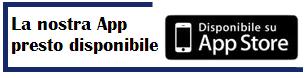 Stiamo creando per voi la nostra App Ufficiale!