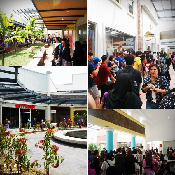 byrawlins, fashion, Freeport A'Famosa Outlet, jualan murah, sales, shopping on a budget, Style on A Shoestring, the latest outlet in Malacca,