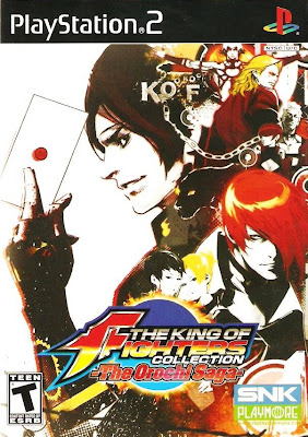 The King of Fighters Collection: The Orochi Saga PS2