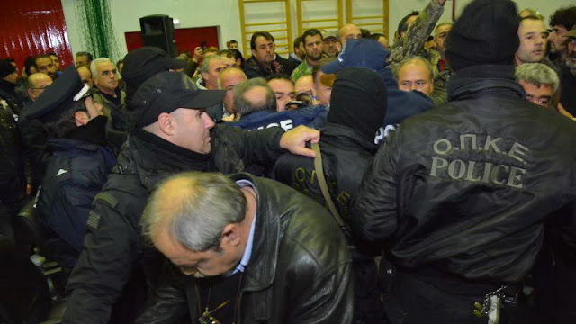 Οι βουλευτές Έβρου του ΣΥΡΙΖΑ για τα επεισόδια στο Συνέδριο Θρακών ή αλλιώς… οι θύτες που μετατράπηκαν σε θύματα