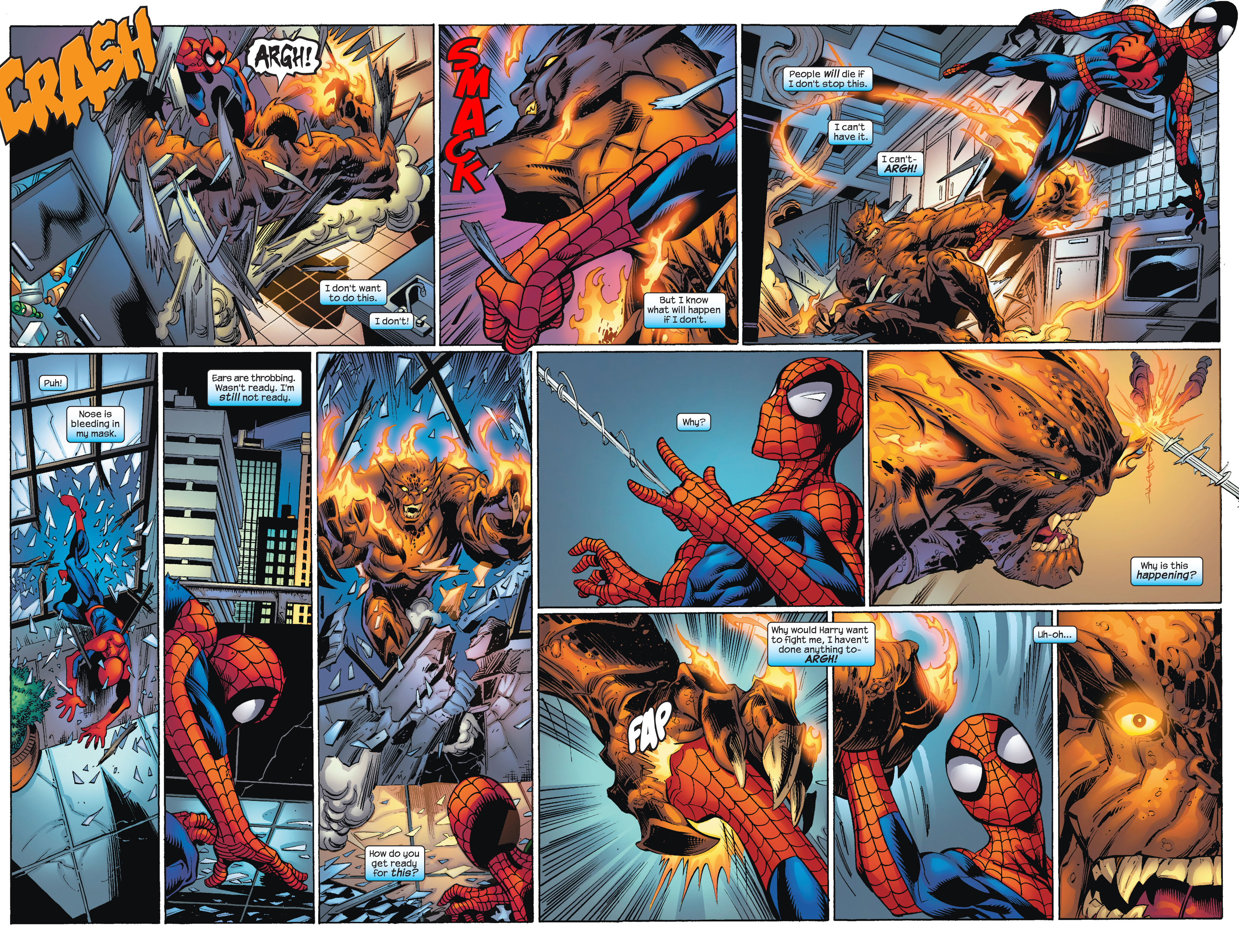 Ultimate Spider-Man (2000) Issue #76 #80 - English 6