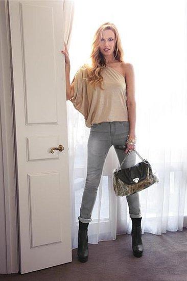 Fashionable Hairs Jennifer Lopez on Lookbook Collection Fall 2011 - 13