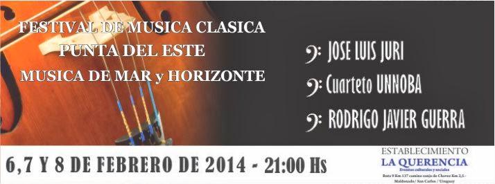 Primer Festival de Música Clásica de Punta del Este