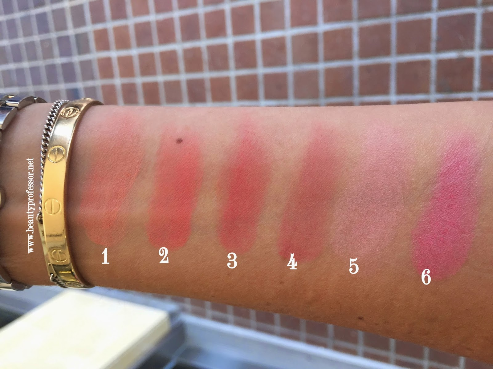 by terry terrybly densiliss blush swatches